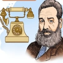 Alexander Bell and the Phone